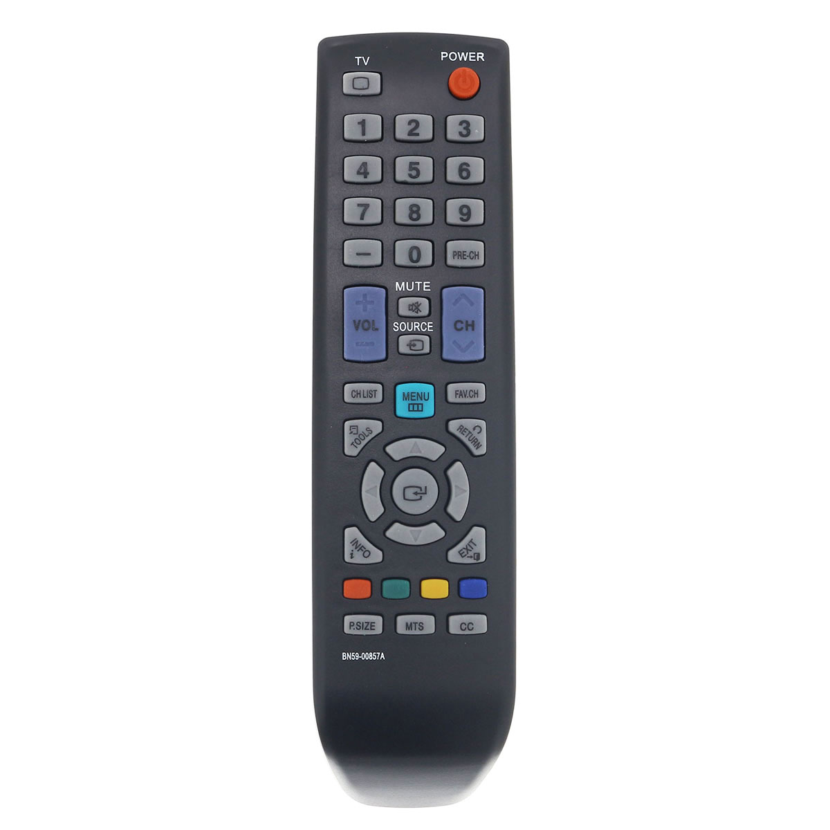 Replacement TV Remote Control For Samsung LN22B650T6DUZA