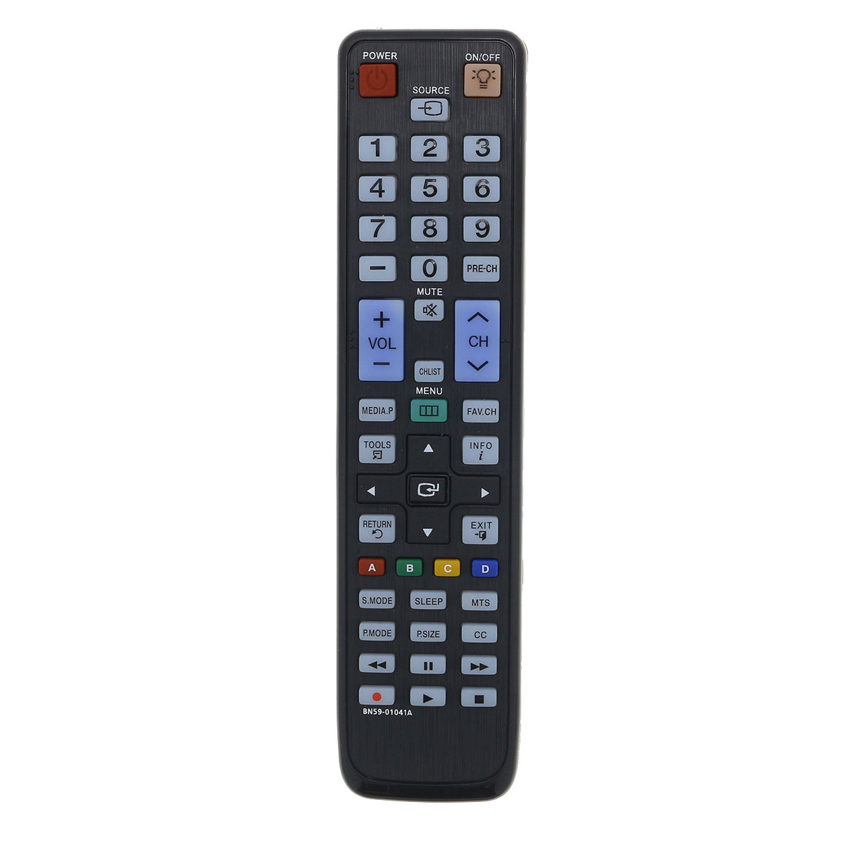 Replacement TV Remote Control For SAMSUNG UN40C6300