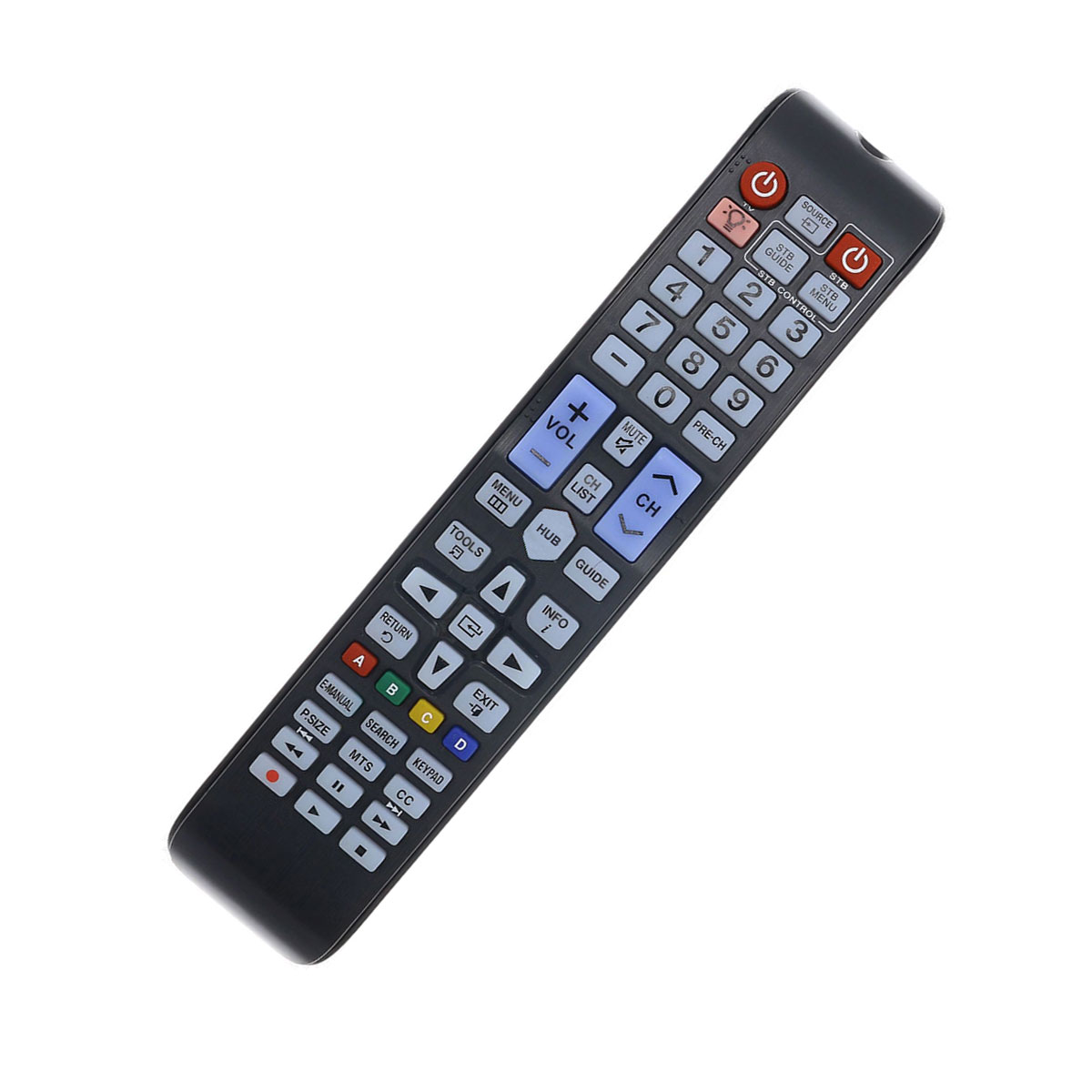 Replacement TV Remote Control For SAMSUNG UN60H6400AFXZA